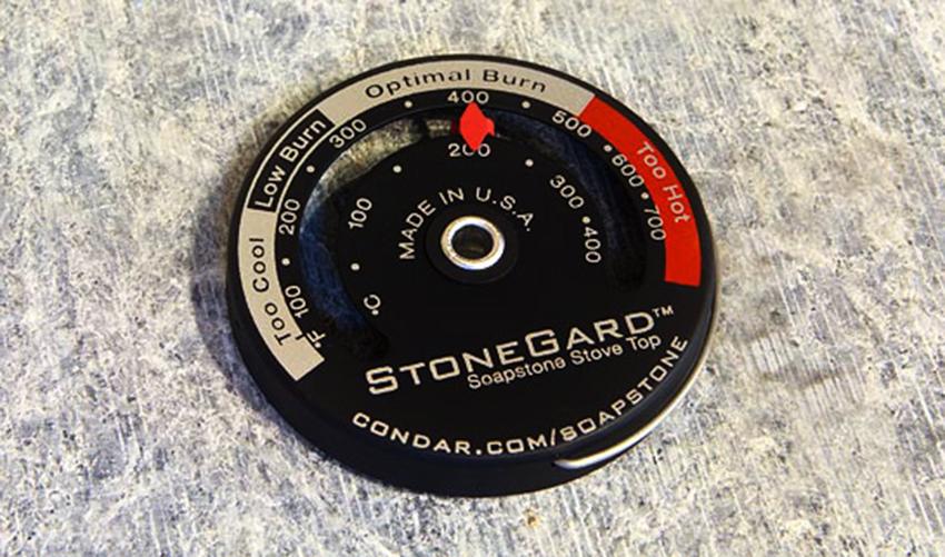 Condar Soapstone Thermometer